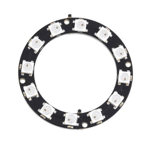 12 RGB LED ring