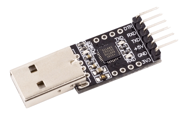 USB-to-Serial Adapter